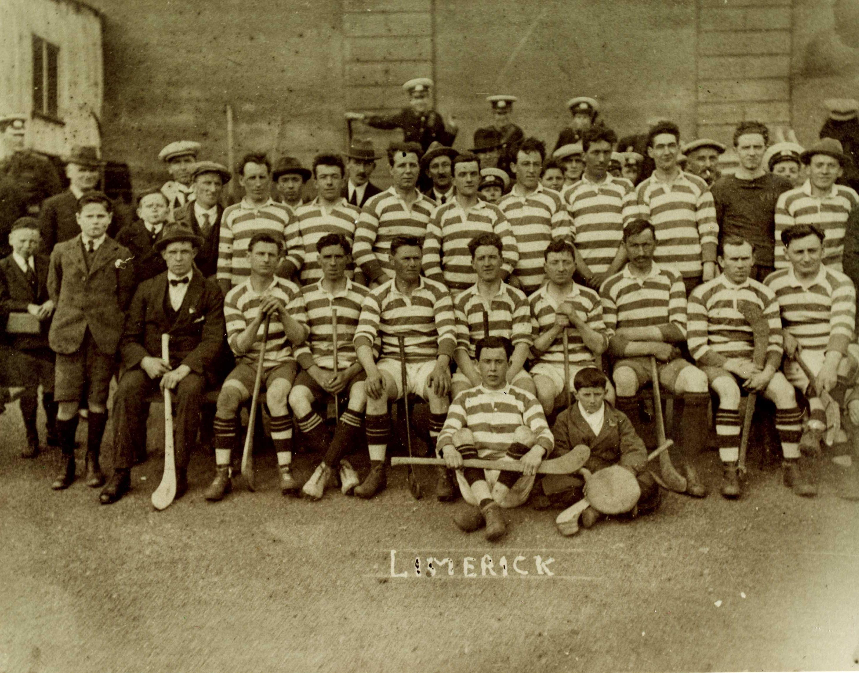 Limerick 1921 Hurling All-Ireland Champions