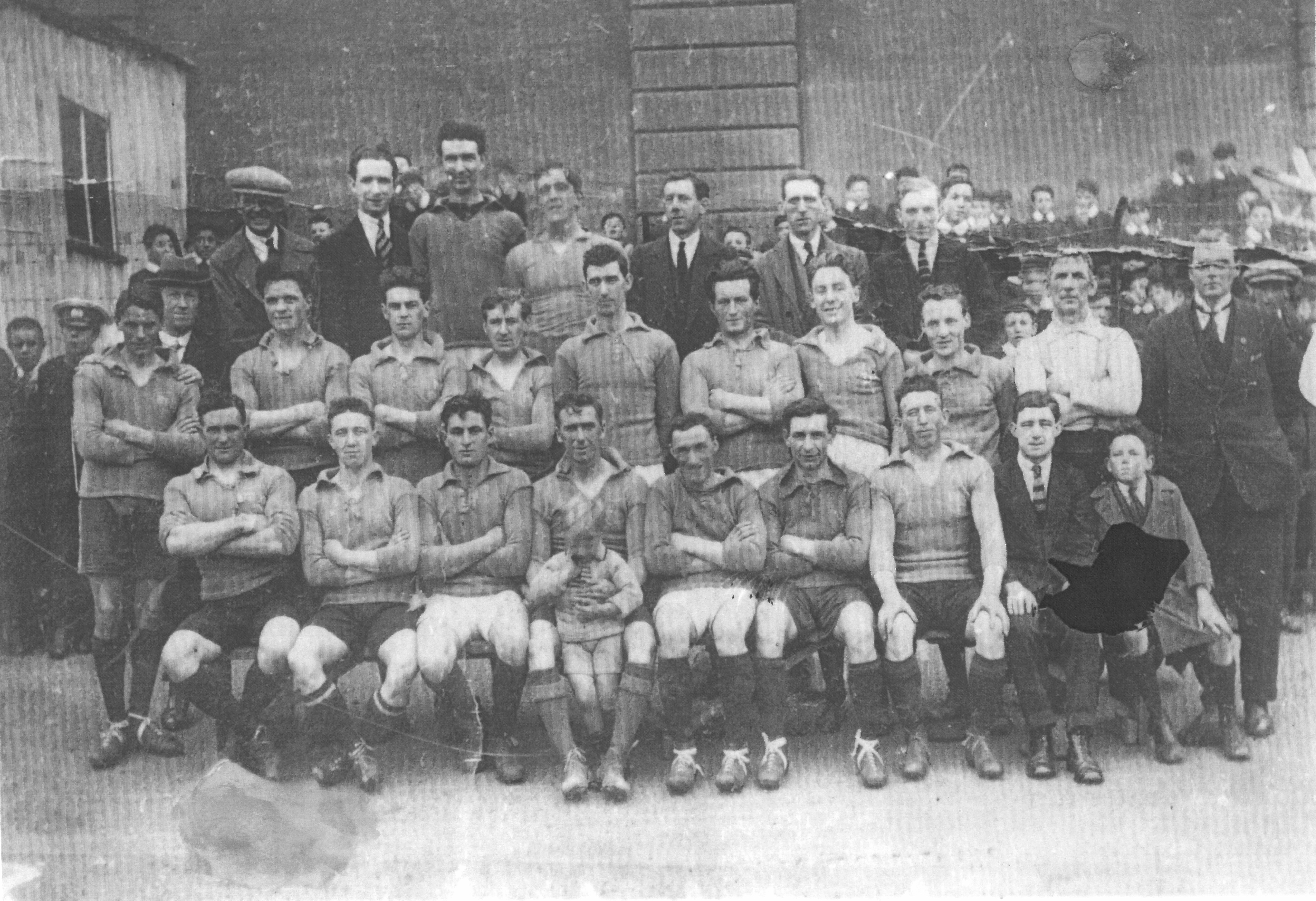 Dublin (O'Toole's) 1922 Football All-Ireland Champions