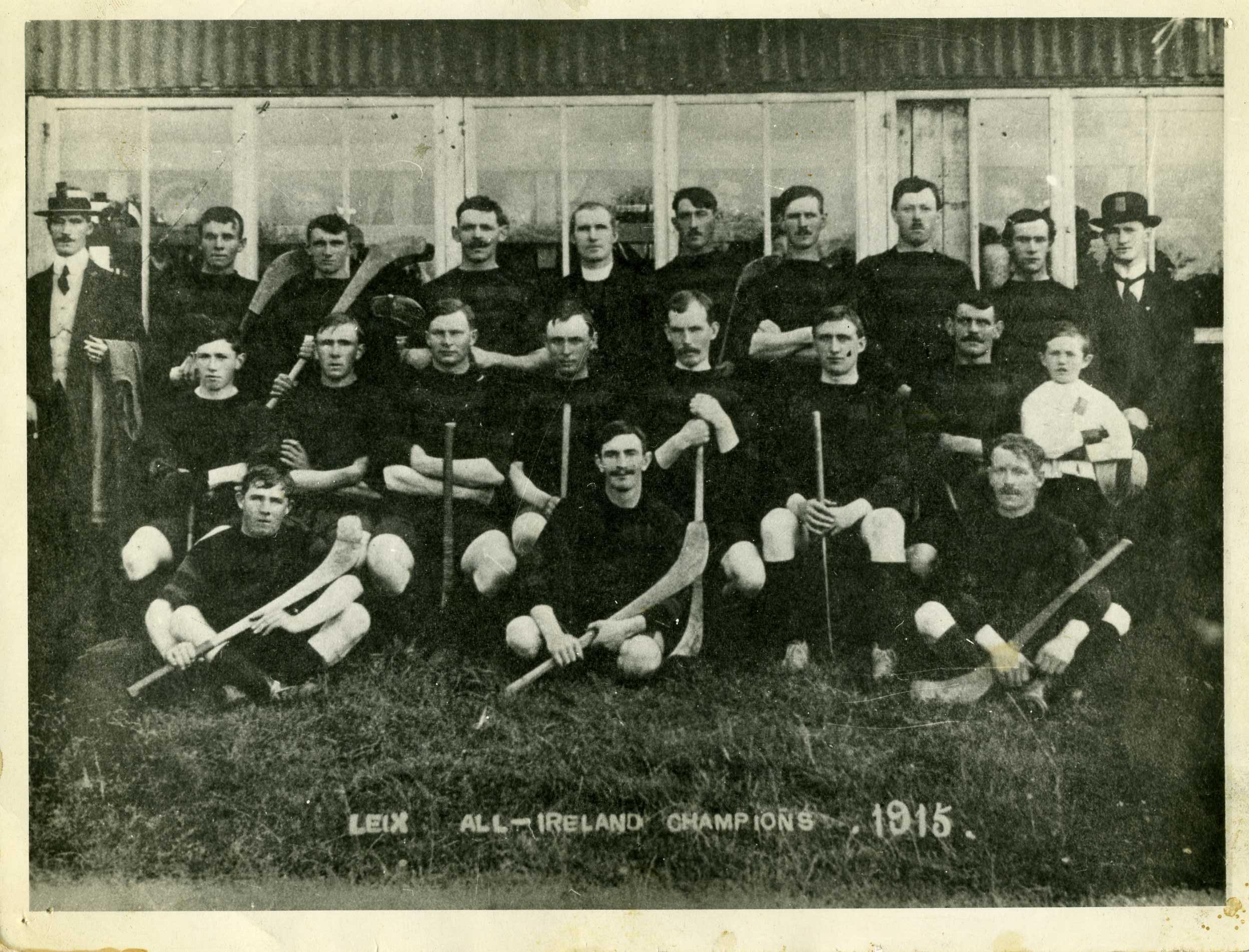 Laois (Ballygeehan) 1915 Hurling All-Ireland Champions