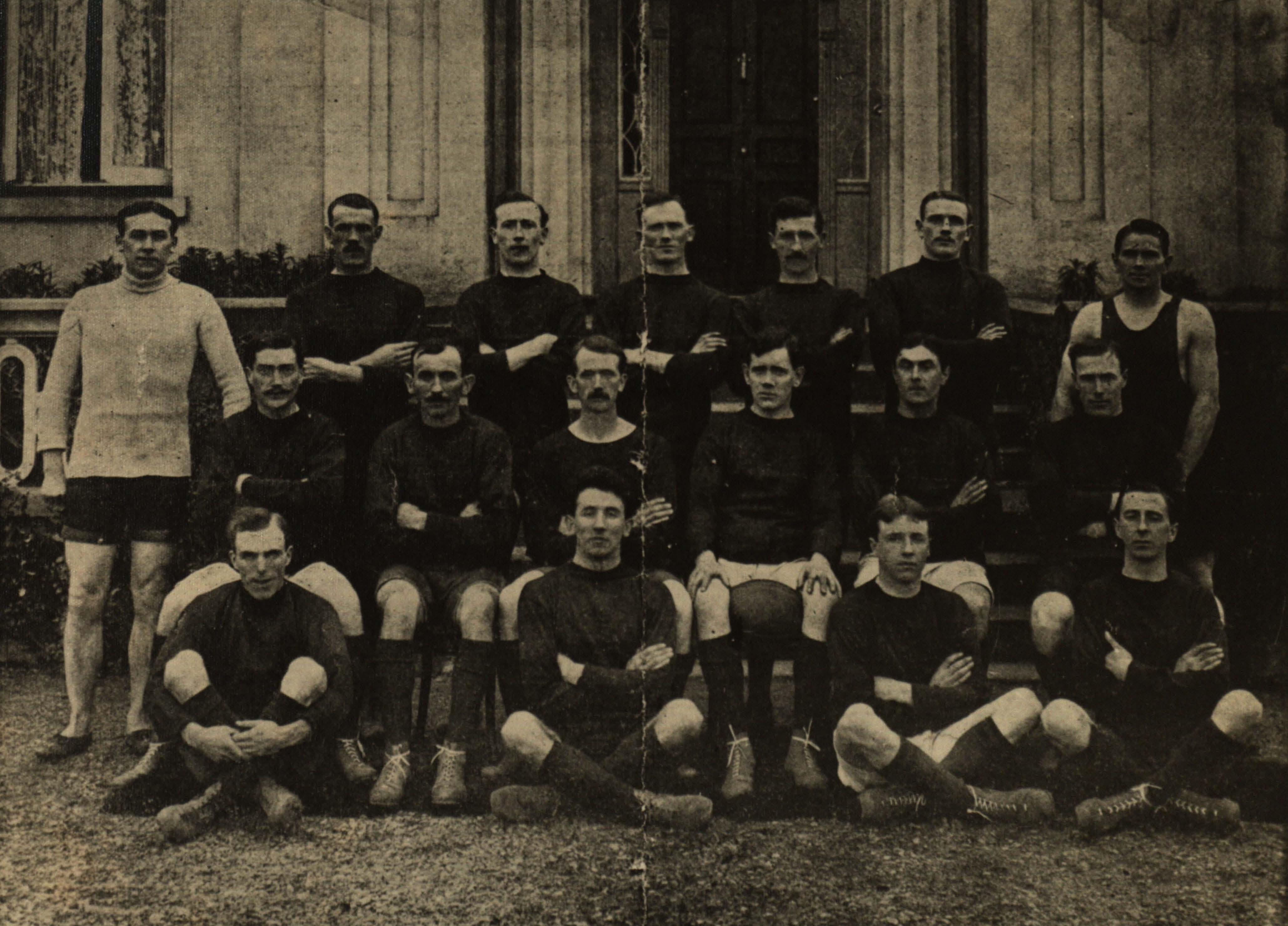 Kerry (Killarney) 1913 Football All-Ireland Champions