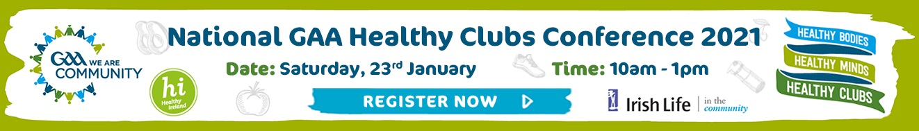 GAA Healthy Club Project Conference
