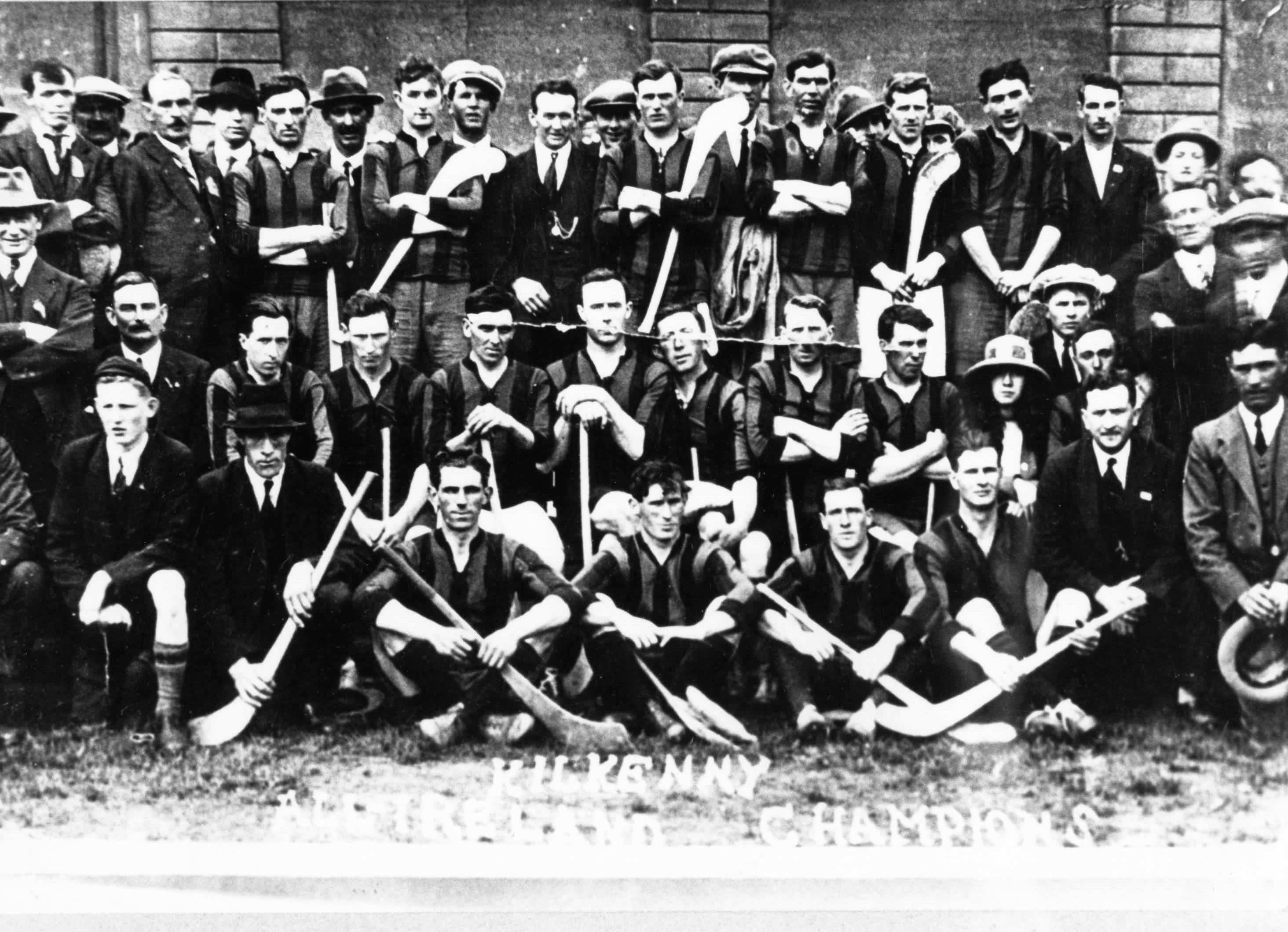 Kilkenny 1922 Hurling All-Ireland Champions