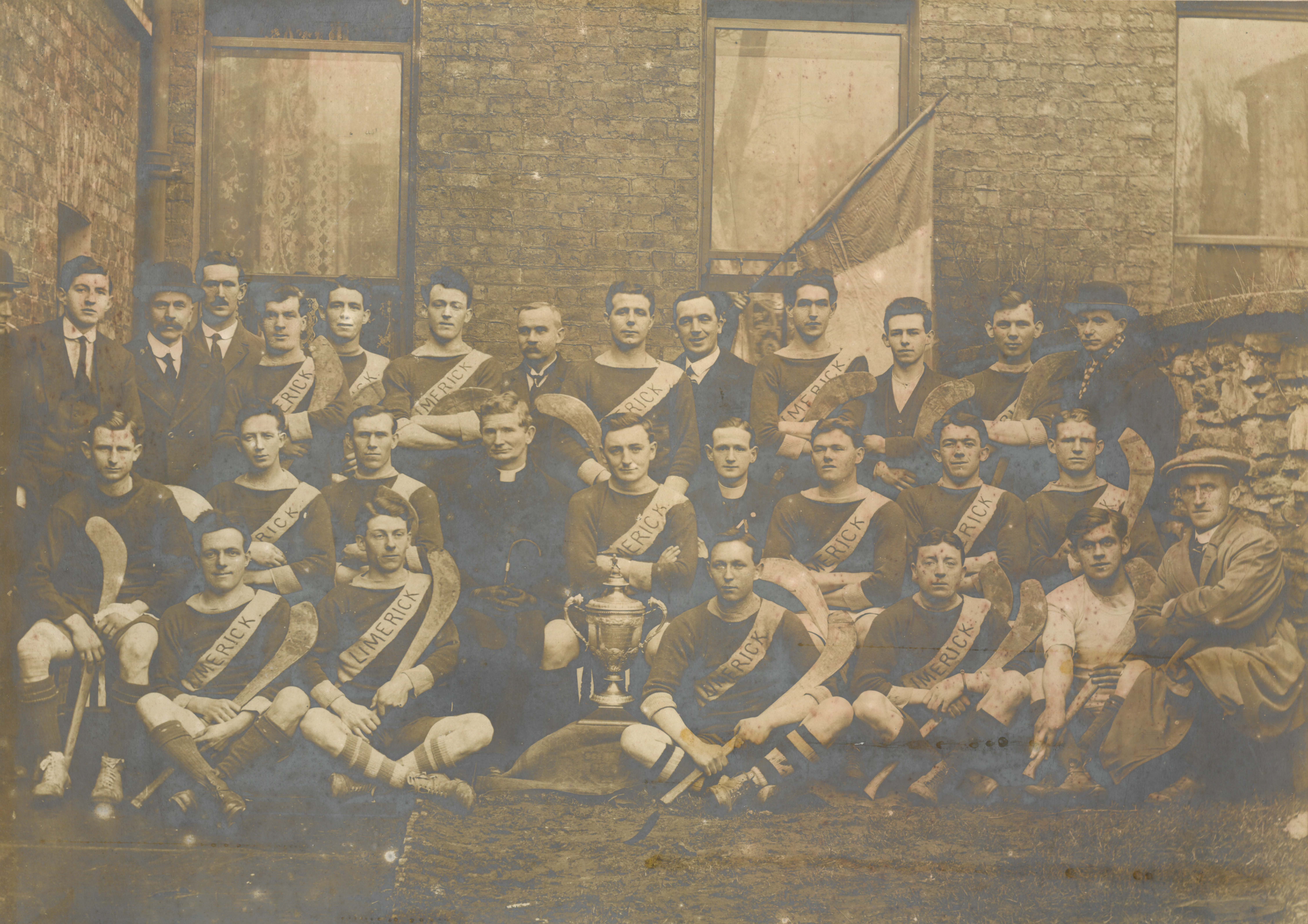 Limerick (Newcastle West) 1918 Hurling All-Ireland Champions