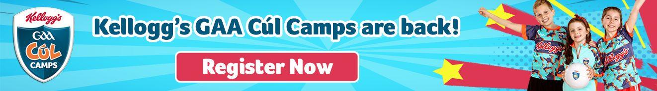 Cúl Camps Reg 2020