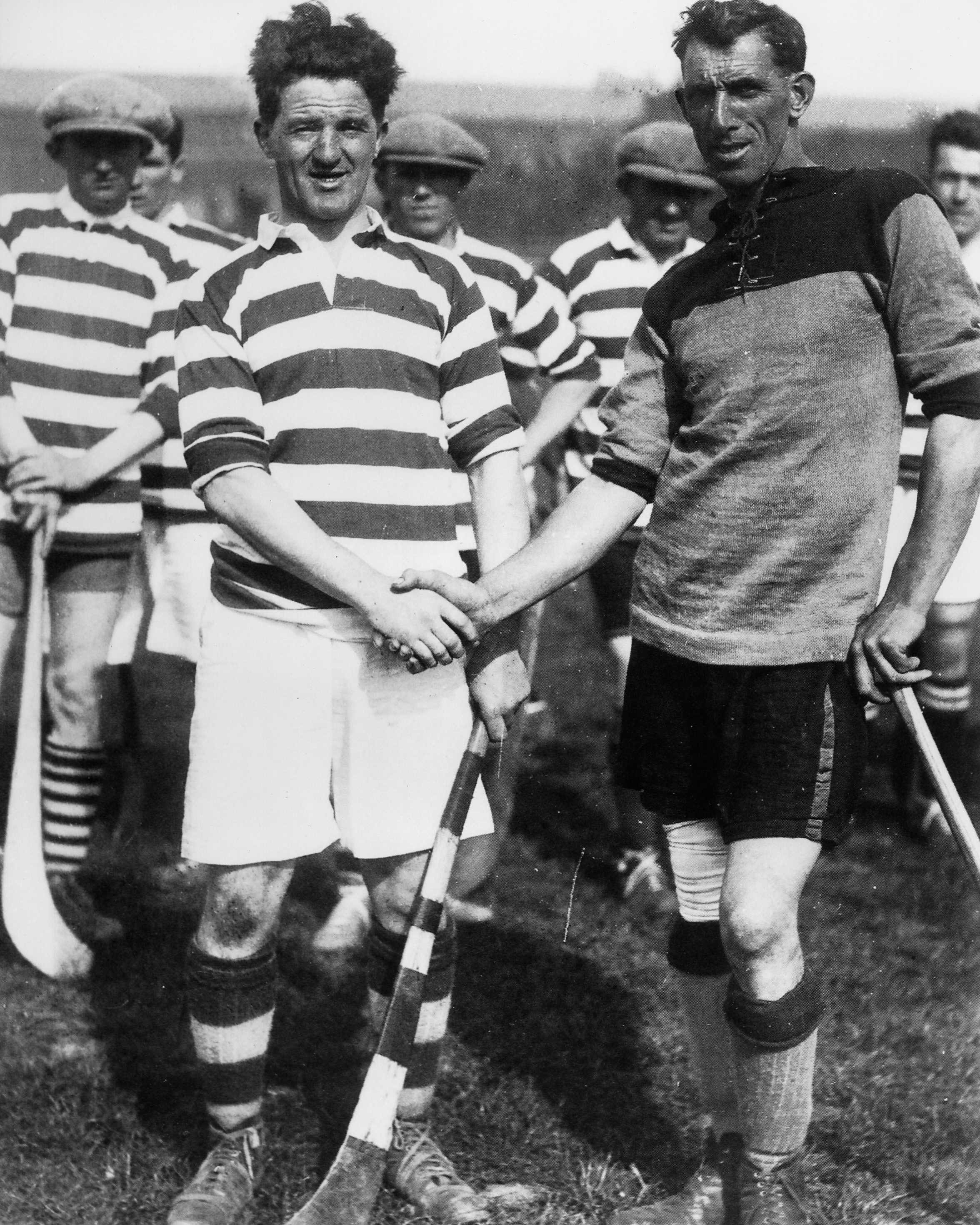 1923 Hurling All-Ireland Final Captains