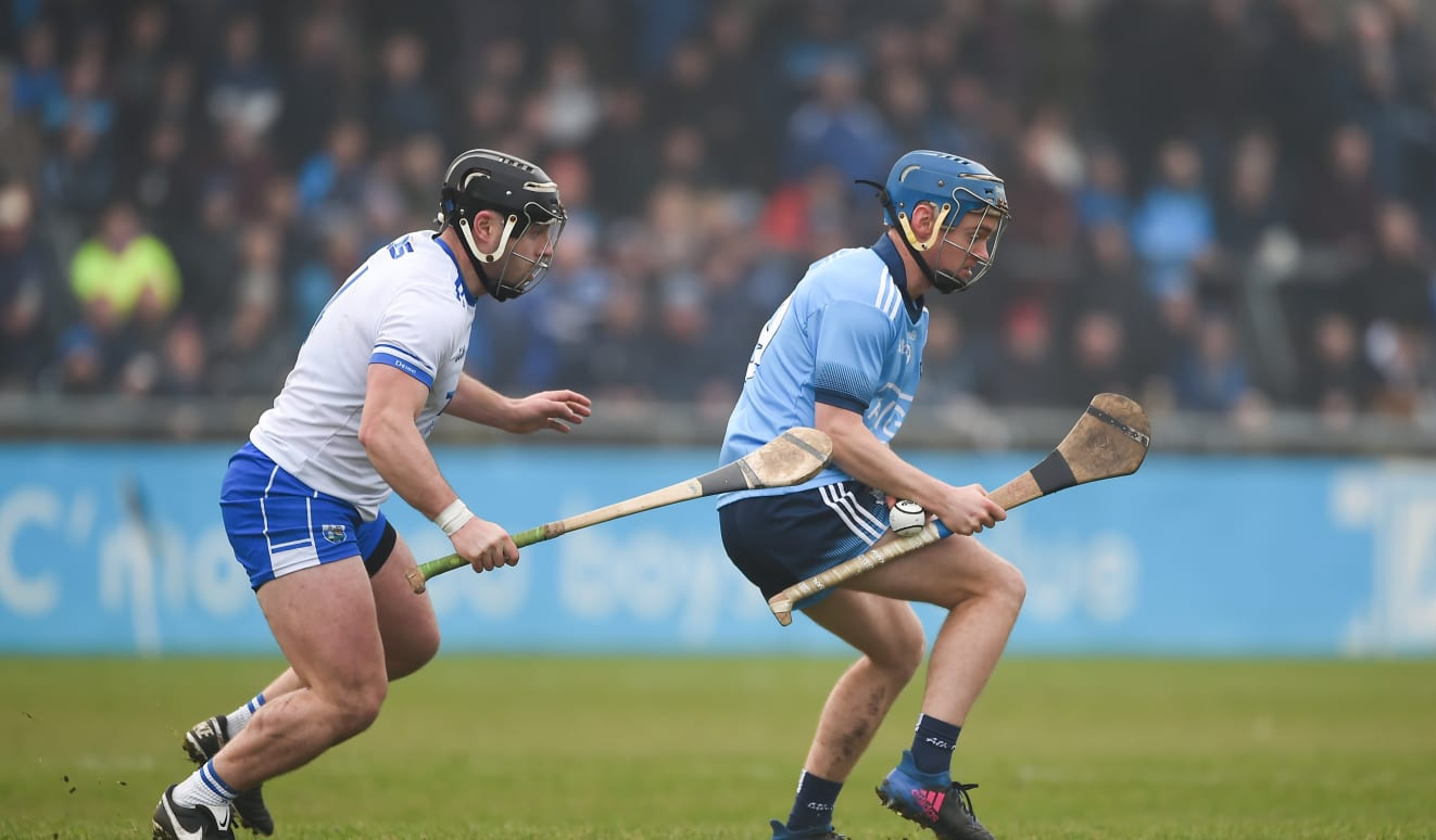 Dublin's Oisin O'Rorke is being afforded valuable matches during the Allianz Hurling League.