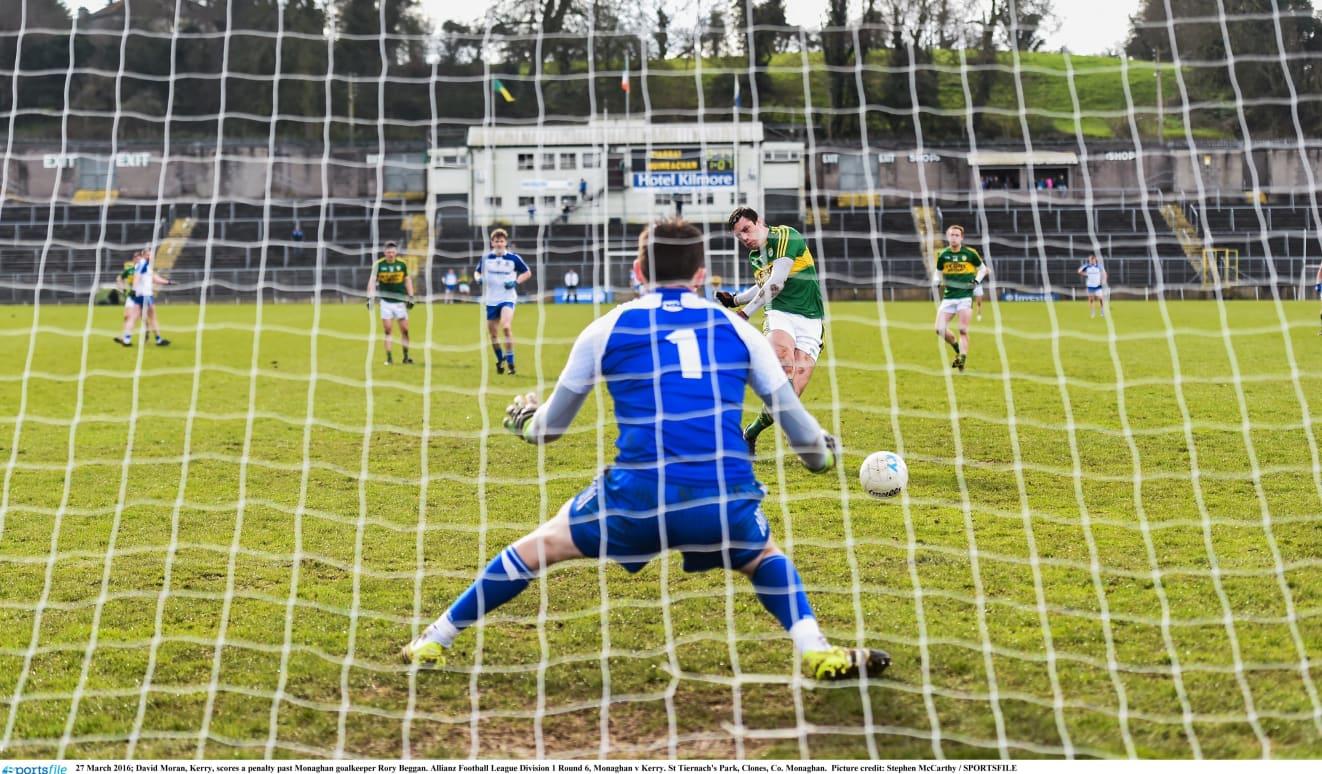Allianz FL D1: Kerry outclass Monaghan