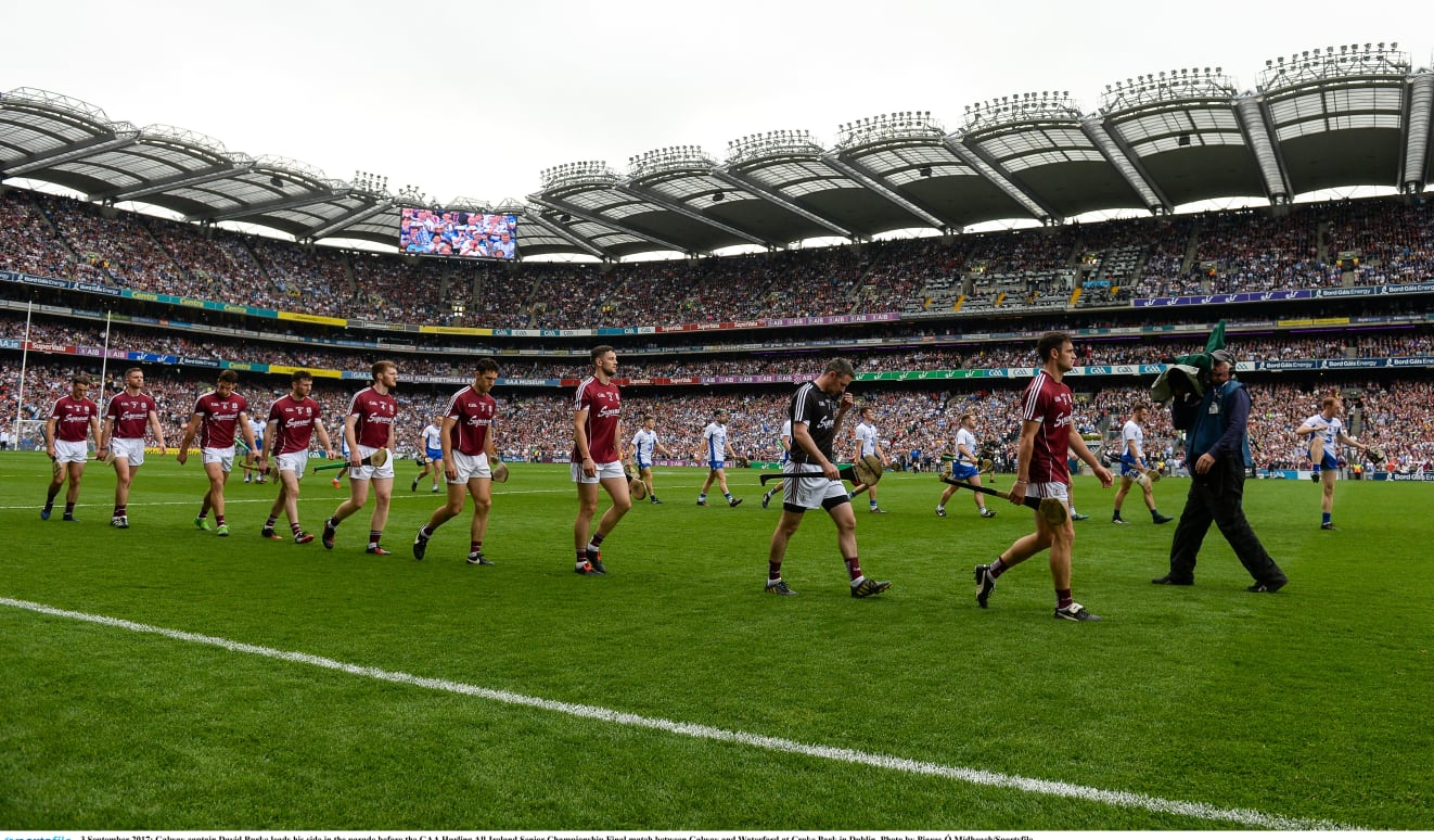 Hurling                                New Hurling Championship format between 2018 and 2020Official Sponsors of the GAA Football All-Ireland ChampionshipOfficial Sponsors of the GAA Hurling All-Ireland ChampionshipLive Competitions